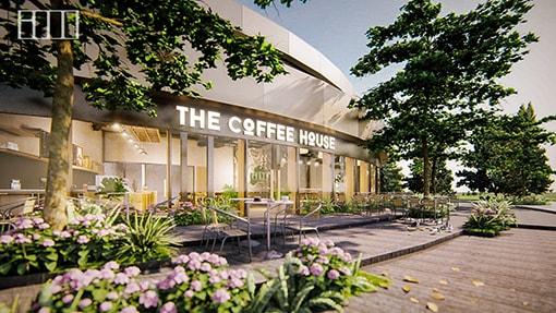 Chi Nhánh THE COFFE HOUSE Bình Dương