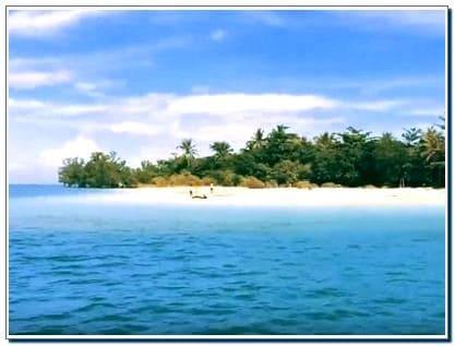 Tempat wisata pantai di Banten