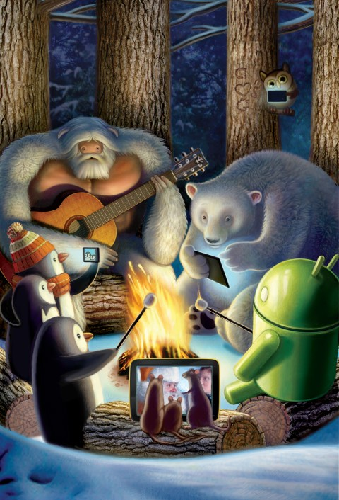 Nexus Campfire