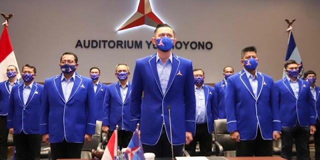 Selain Pecat Kader Pengkhianat, AHY Disarankan Bersihkan Jaringan Moeldoko Di Demokrat
