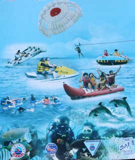 Jual Tiket Di Bali - Watersport - Bounty Cruise - Odyssey Submarine - Mancing - Rafting Bali DLL