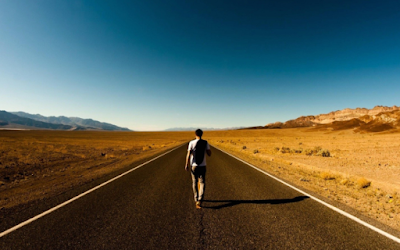 Wujudkan Badan Sehat dengan Rutin Berjalan Kaki