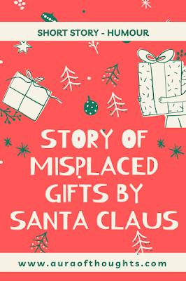 Christmas Humour Story - MeenalSonal
