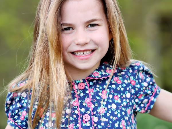 Nowe zdjęcie księżniczki Charlotte + więcej.