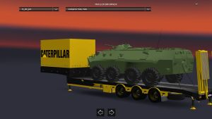 Caterpillar Tank V 2.0