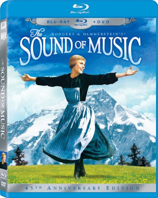 The Sound of Music on Blu-ray Disc