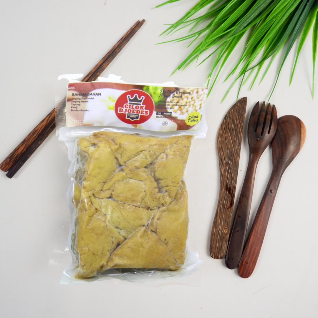 Cilok Tahu (Djoedes/Kacang)