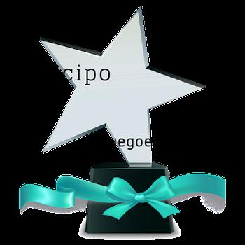 Trofeo de participante