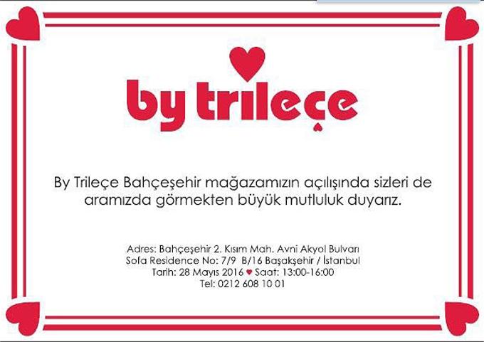 by-trilece-bahcesehir-perakende-magaza-acilis