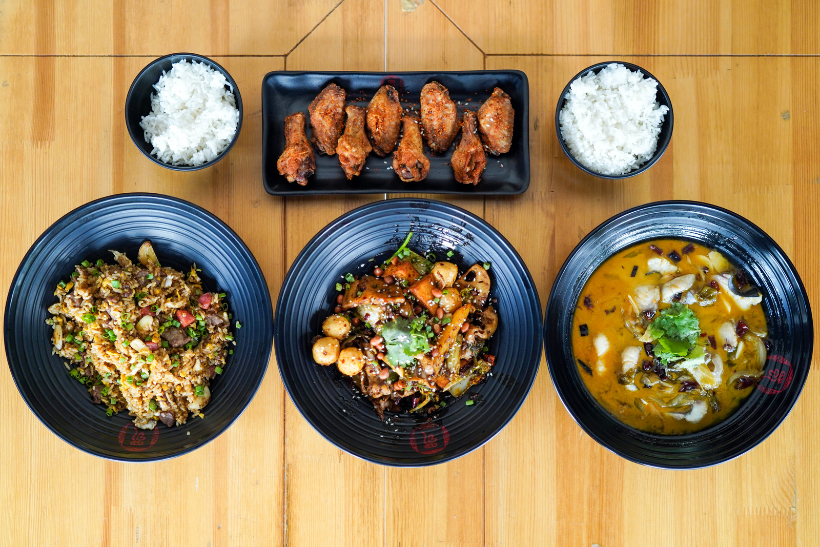 shu spicy pot, publika & aman suria: blazing-hot deliveries