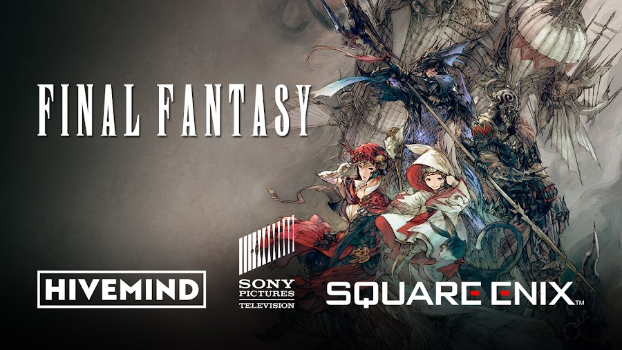 final fantasy live action tv show sony hivemind ffxiv square enix