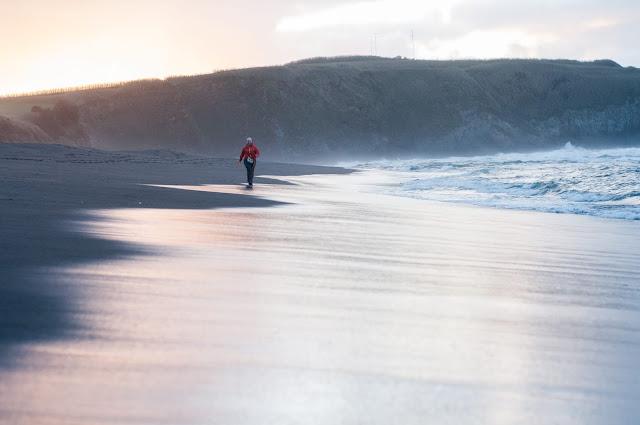 Praia do Areal de Santa Bárbara; Ribeira Grande, São Miguel, Azore