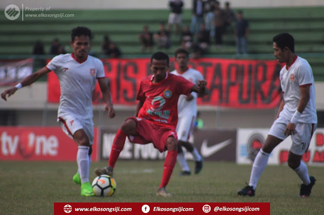 Inilah Hasil Pekan Sembilan Yang Mempertemukan Antara Martapura FC dengan PSMP Mojokerto