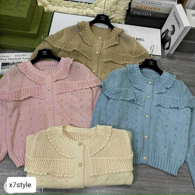 Áo len nữ - X7FALN37