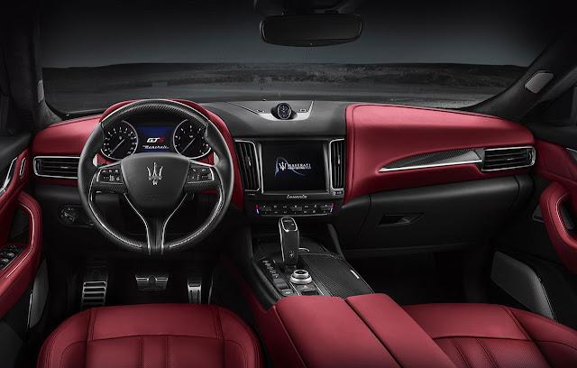 Maserati Levante GTS SUV