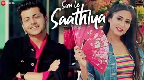 Sun Le Saathiya Lyrics in Hindi, Stebin Ben