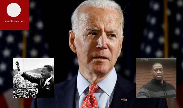 George Floyd  Joe Biden