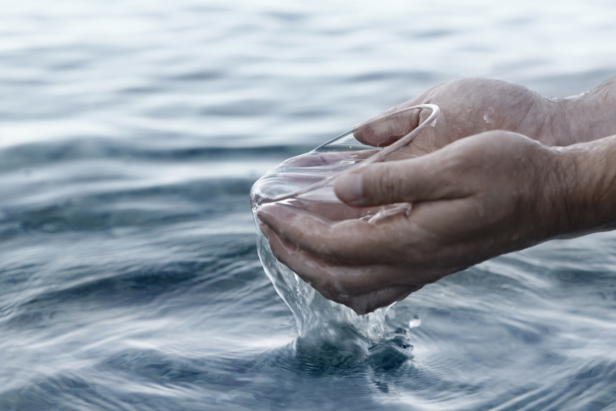 Dampak meminum Air laut