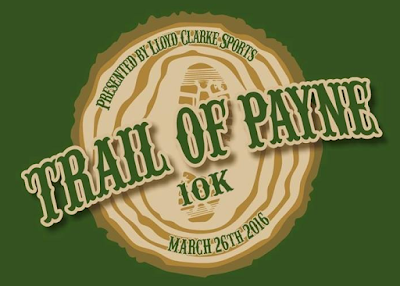2016 Trail of Payne 10K