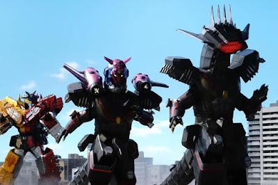 Kikai Sentai Zenkaiger Episode 11 Title & Description