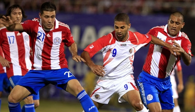 Costa Rica vs Paraguay en vivo Copa America Centerio 2016
