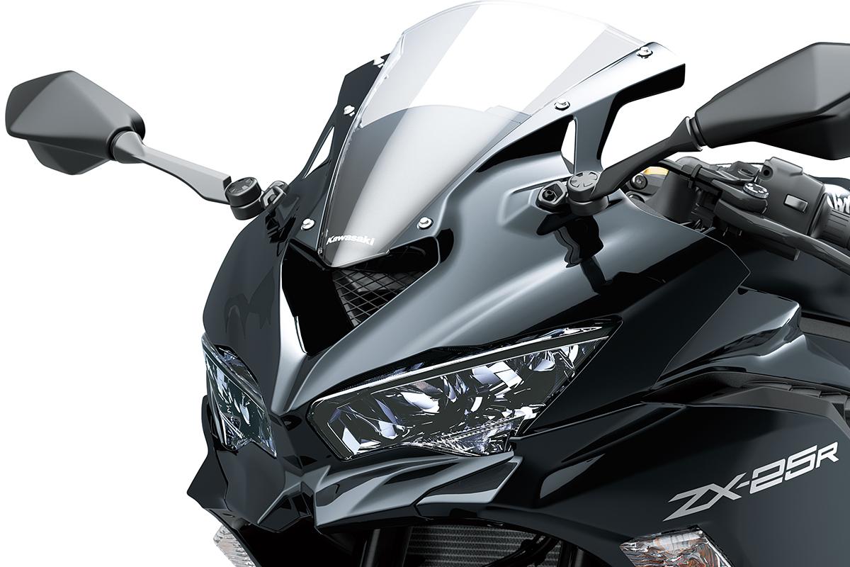 Fitur, Spesifikasi, dan Harga Kawasaki Ninja ZX-25R 4 Slinder