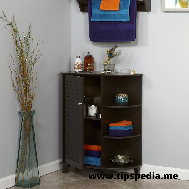 target corner bathroom cabinet
