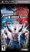 WWE SmackDown vs Raw 2011 PSP ISO PPSSPP For Android