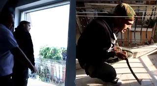 Γιάννενα: Φοιτητές βγήκαν στο μπαλκόνι και τους κόπηκε το αίμα με αυτό που αντίκρισαν