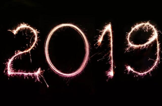 Ποια είναι η λέξη σου για το 2019