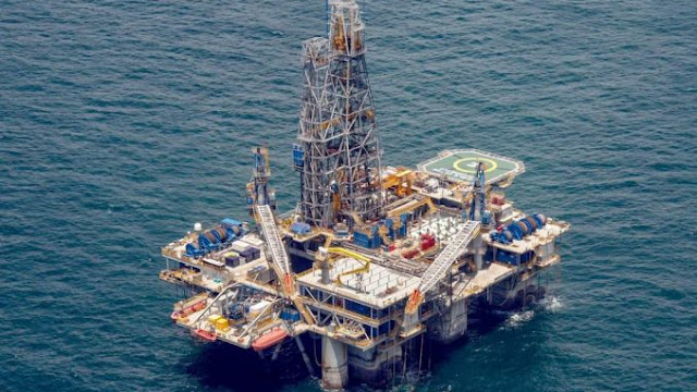 Banyak Kapal China Masuk Laut Natuna Utara Ganggu Pengeboran Minyak, Indonesia Cuma Bisa Protes?