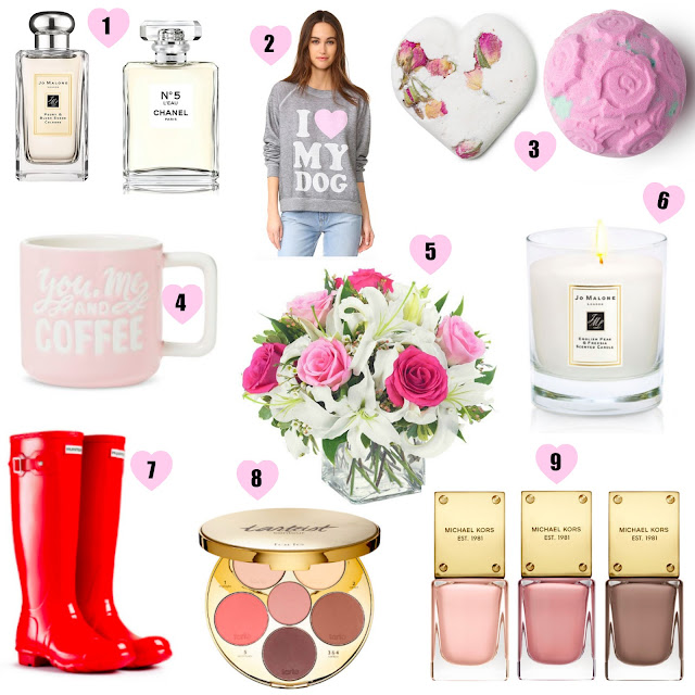 Valentine's Day Gift Ideas She Will Love, Valentine's Day, Gift Ideas For Women