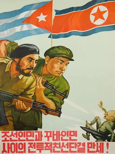 DPRK-Cuba Militant Friendship and Unity