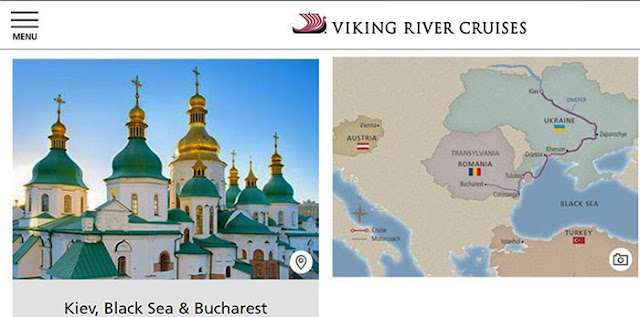 COVID-19 cancelled our search for Dracula and Dnieper River Cruise (Source: Viking Cruises)