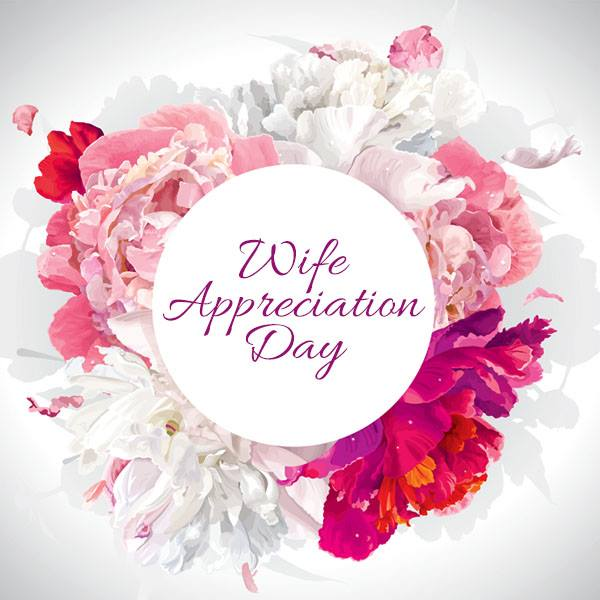 Wife Appreciation Day Wishes Sweet Images