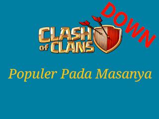 Penyebab Peminat Clash of Clans Menurun Pada Masanya ~ fikrisaurus