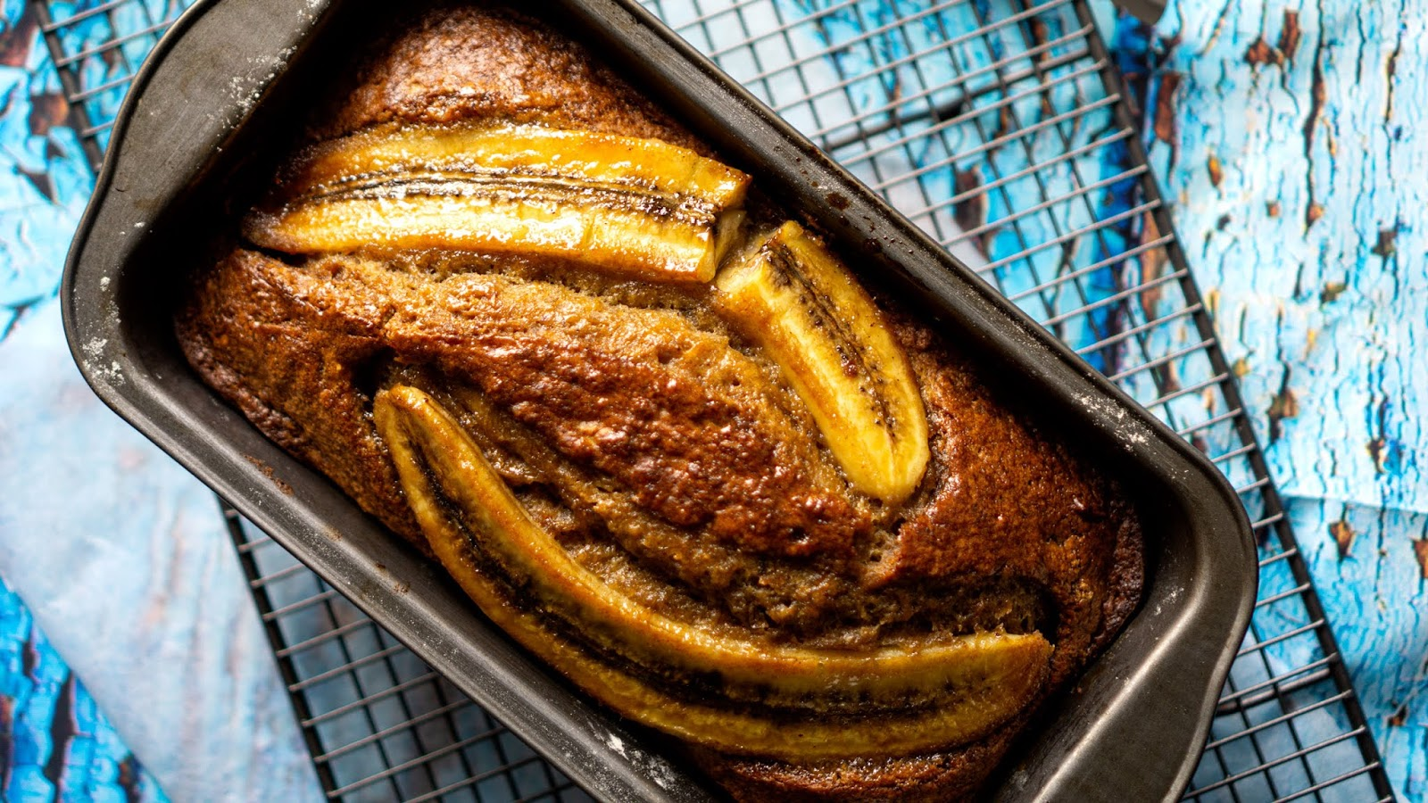 Brown Butter Banana Bread | Mother's Day