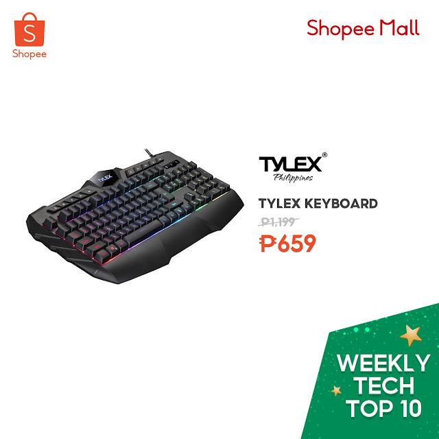 Tylex X-Z55 Gaming Keyboard