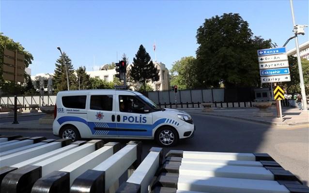 Τουρκία: Νέα σύλληψη Γερμανού για «προπαγάνδα υπέρ της τρομοκρατίας»