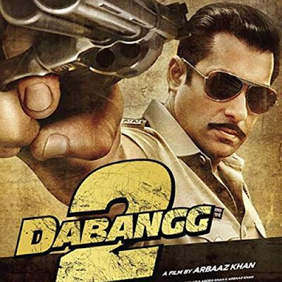 Download Dabangg 2 (2012) Hindi Full Movie BluRay 480p [400MB]   720p [1.2GB]