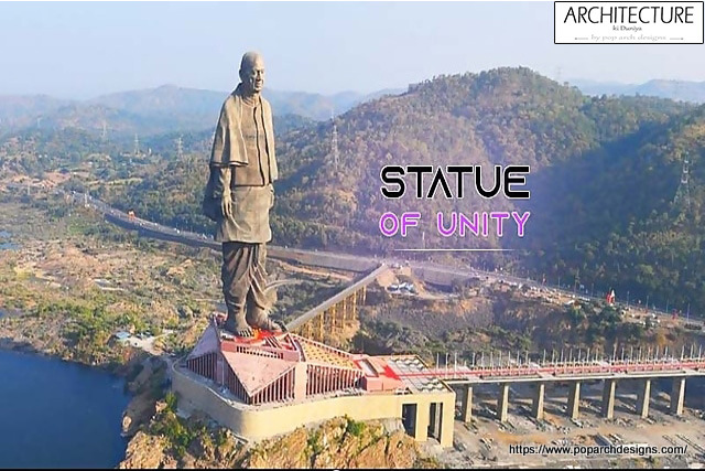 Statue of Unity project funding