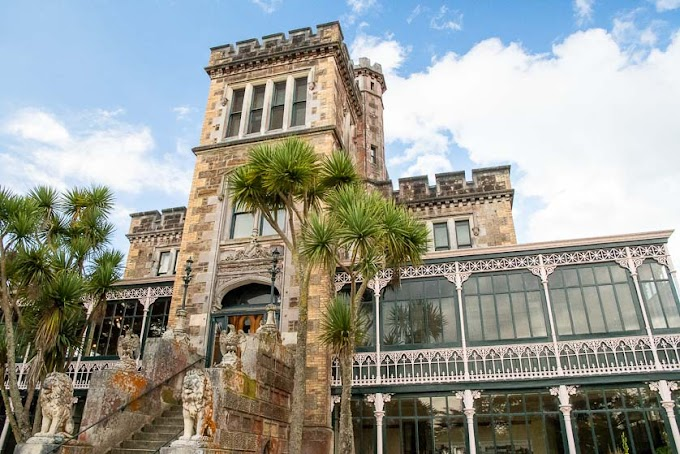 Larnach Castle Dunedin