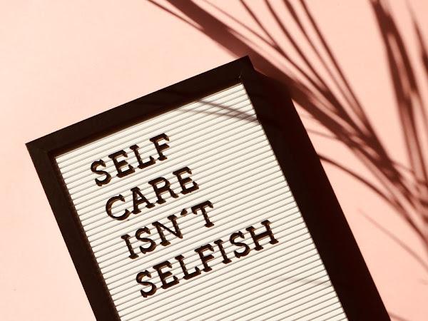 4 Unique Self-care Ideas