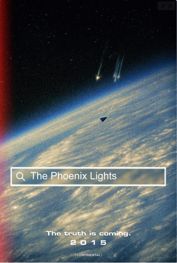 The Phoenix Incident | Baseado em fatos reais, revela conspiração alienígena e militar