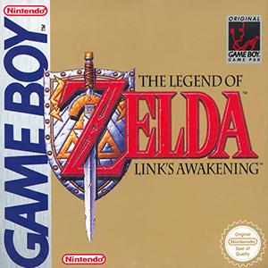 Link's Awakening Box