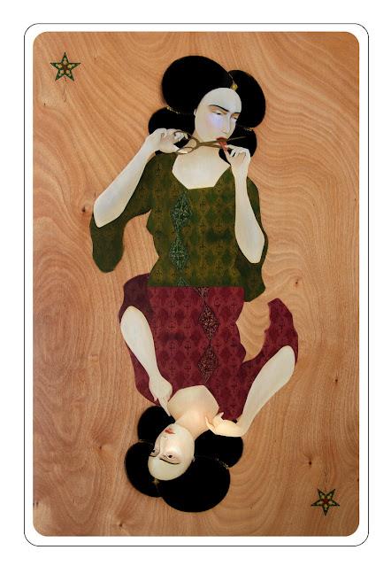 El arte de Hayv Kahraman