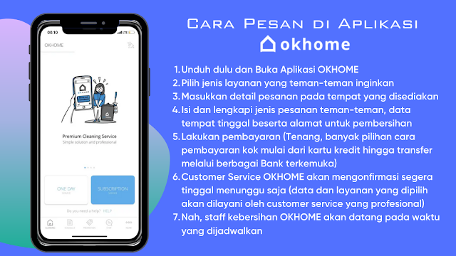 aplikasi cleaning service