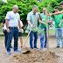O prefeito Luciano Cartaxo participa de atividades em comemoração ao Dia da Árvore.