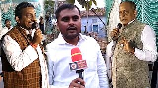 NDA कार्यकर्ता सम्मानित सम्मेलन समारोह bakhtiyarpur