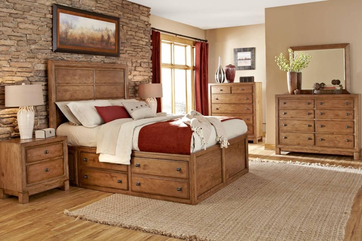 Gorgeous Unique Rustic Bedroom Furniture